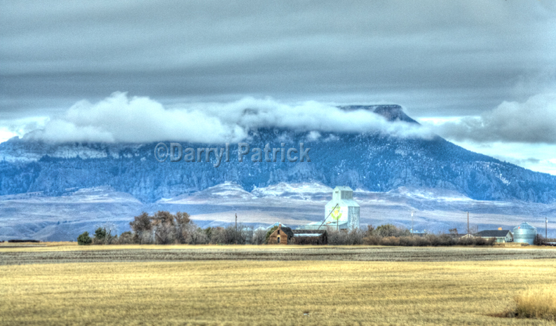 Central  Montana Farmstead